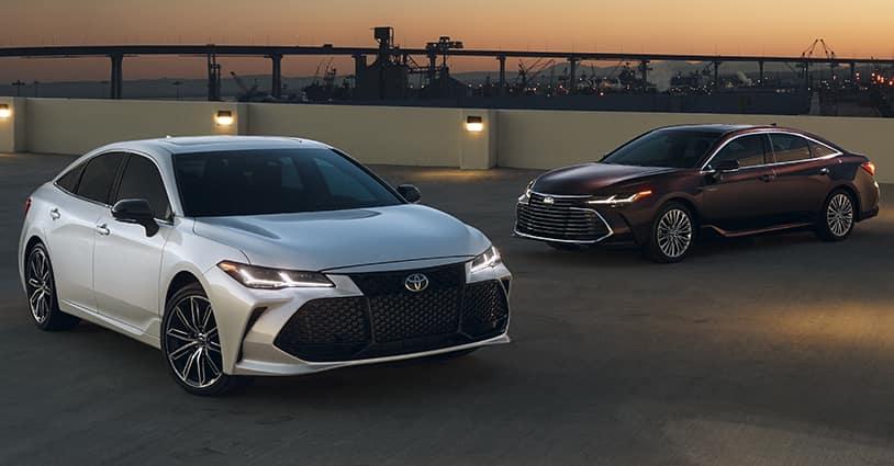 New 2019 Avalon Milton Martin Toyota