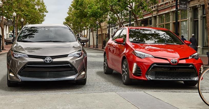 Lovely New 2019 Corolla Milton Martin Toyota