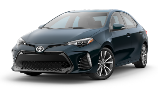2019 Toyota Corolla SE 6MT