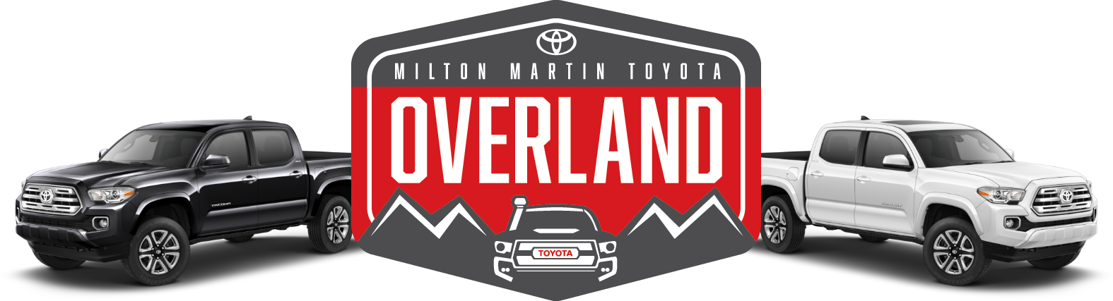 Overland Off-Road Course Milton Martin Toyota