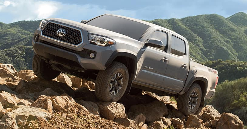 New 2019 Tacoma of Milton Martin Toyota