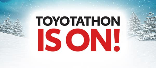 2019 Toyotathon Sales Event