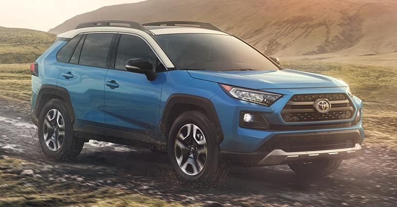 New 2019 Rav4 Milton Martin Toyota Gainesville Ga Dealership