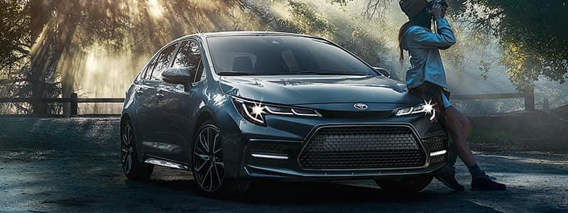 New 2020 Toyota Corolla Gainesville GA