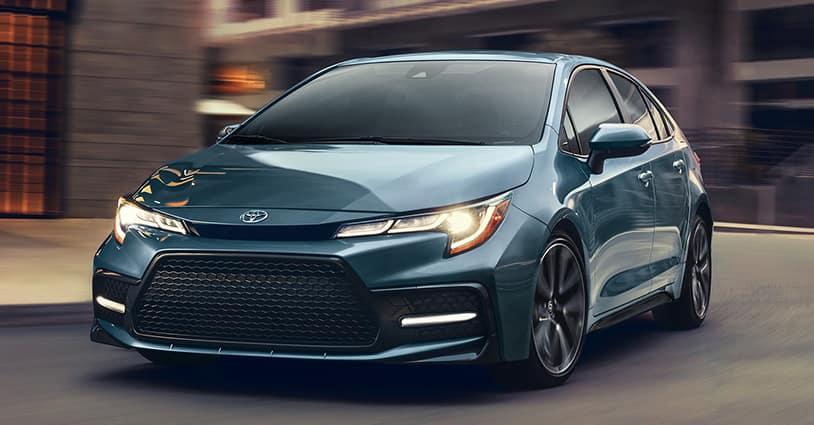 New 2020 Corolla Milton Martin Toyota