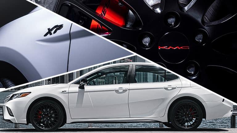 Toyota Camry X Series
