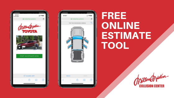 Free Online Estimate Tool