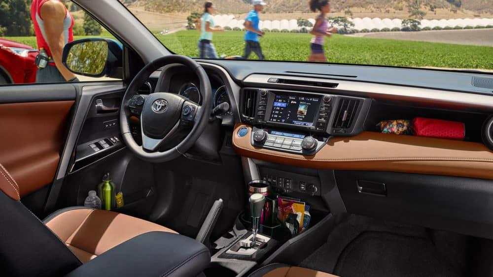 Toyota RAV4 Interior Gainesville, GA