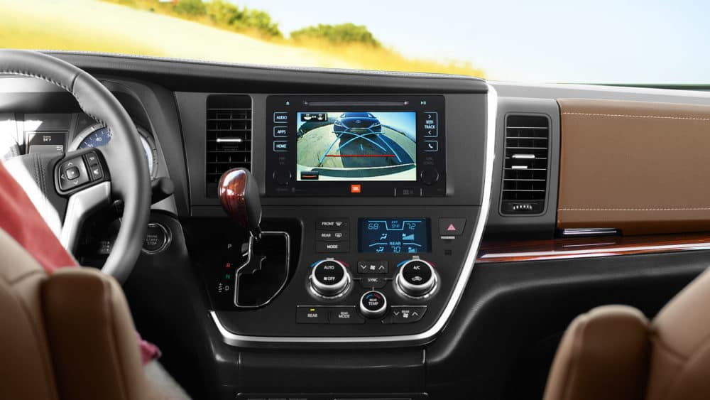 Toyota Sienna Safety