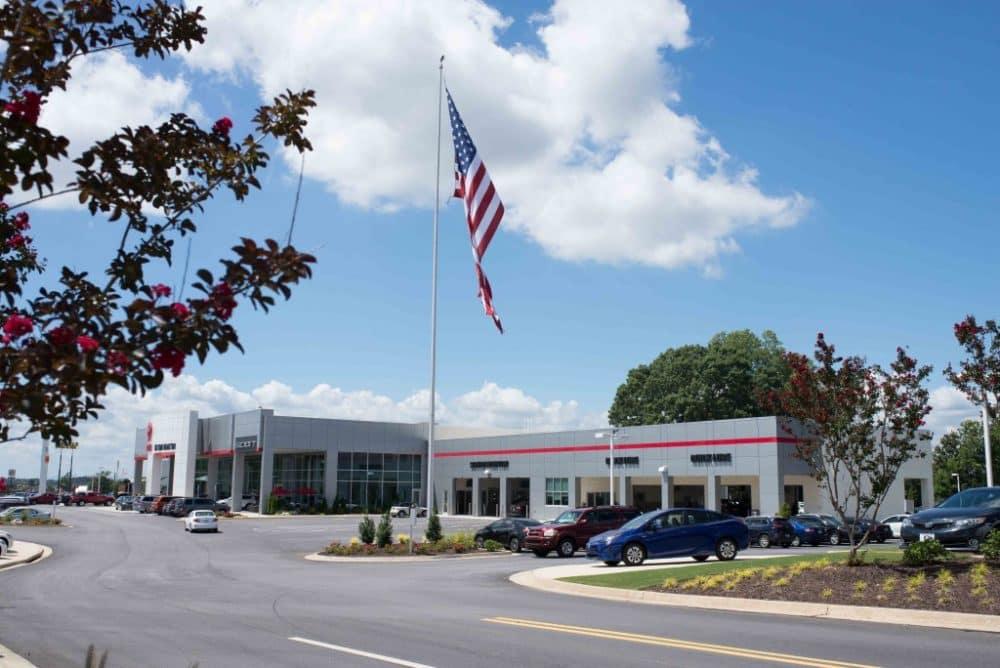Milton Martin Toyota Gainesville, GA