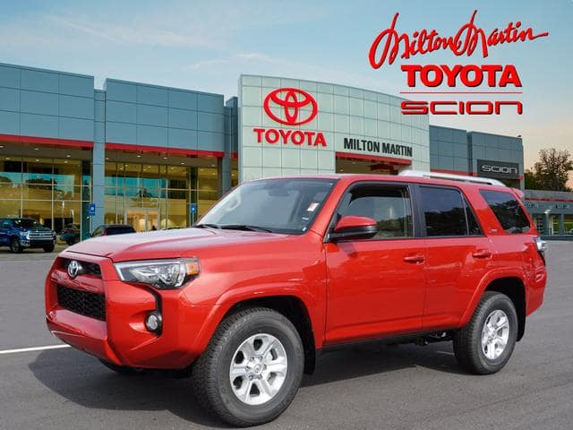 Toyota 4Runner Certified Pre-Owned