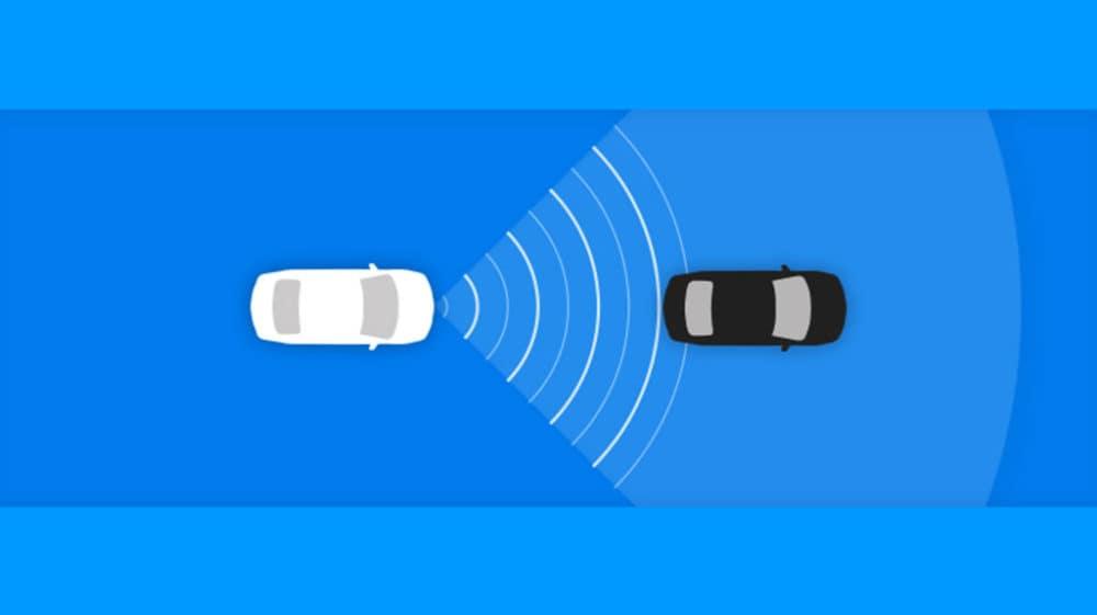 Toyota Safety Sense Feature