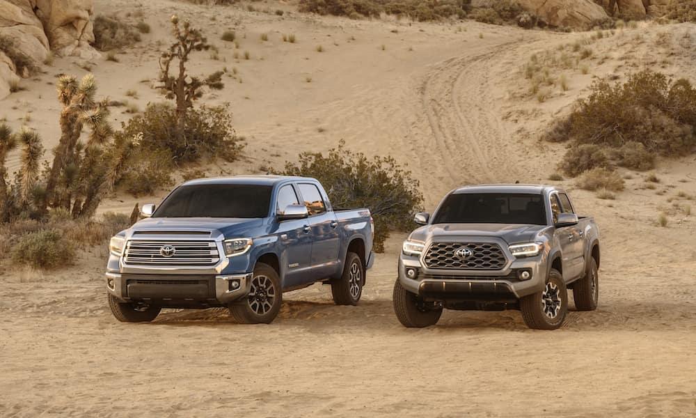 2020 Toyota Trucks Tundra Tacoma