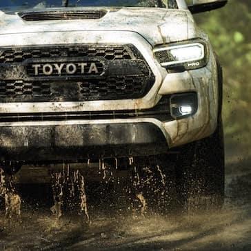 Toyota Trucks Gainesville, GA - Tacoma
