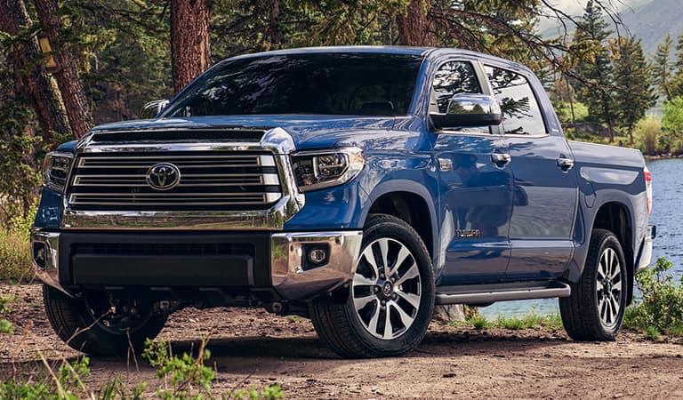 New 2020 Toyota Tundra Gainesville GA