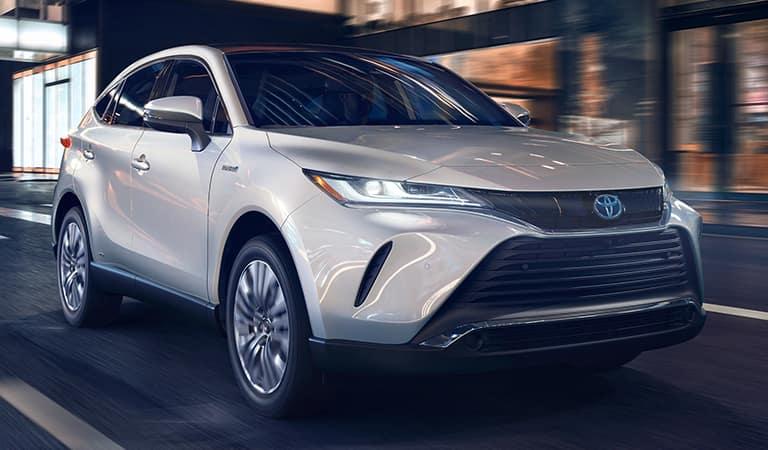 New 2021 Toyota Venza Gainesville GA
