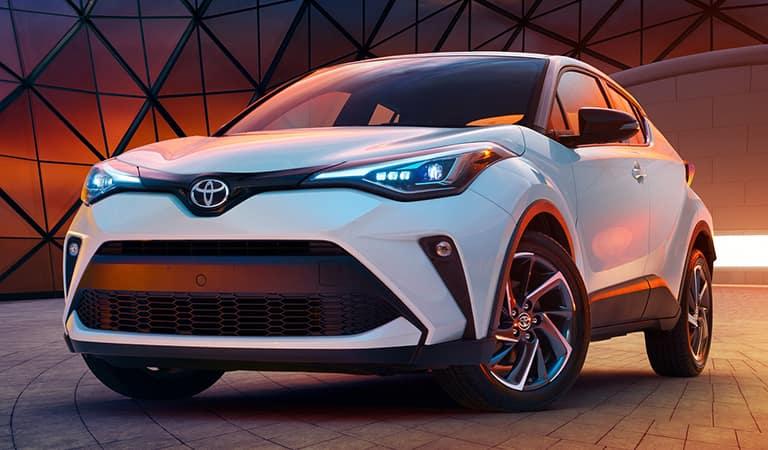 New 2020 Toyota C-HR Gainesville GA