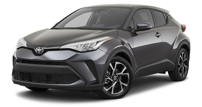 New 2020 C-HR Milton Martin Toyota