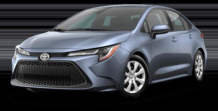 New 2021 Corolla Milton Martin Toyota