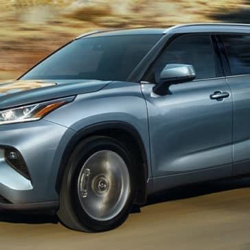 New 2021 Toyota Highlander Gainesville GA