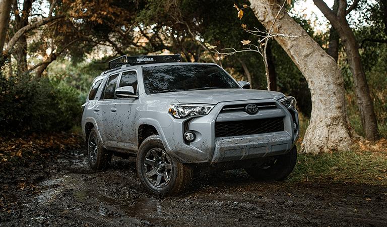 New 2021 Toyota 4Runner Gainesville GA