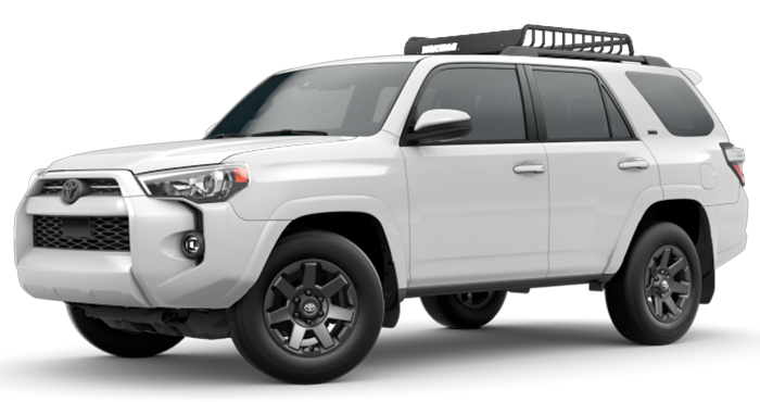 New 2021 4Runner Milton Martin Toyota