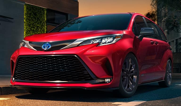 2021 Toyota Sienna Gainesville GA