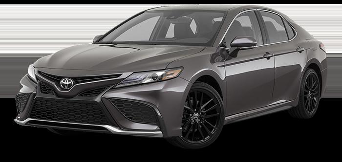 New 2021 Camry Milton Martin Toyota