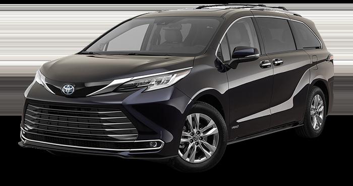 New 2021 Sienna Milton Martin Toyota