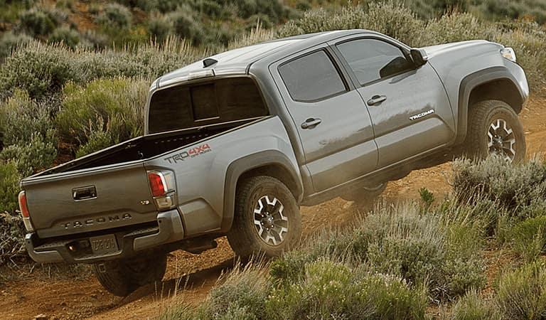New 2021 Toyota Tacoma Gainesville GA