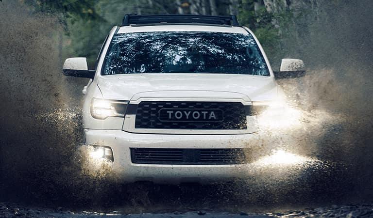 New 2021 Toyota Sequoia Gainesville GA
