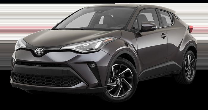 New 2021 C-HR Milton Martin Toyota