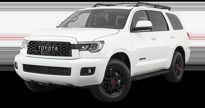 New 2021 Sequoia Milton Martin Toyota