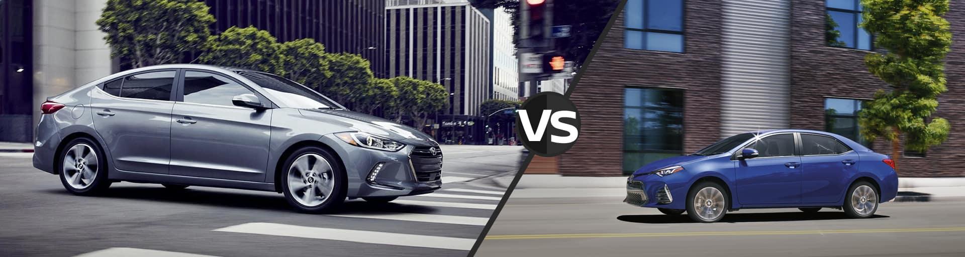 2018 Hyundai Elantra Vs. 2018 Toyota Corolla | Murfreesboro TN | Serving  Franklin U0026 Nashville