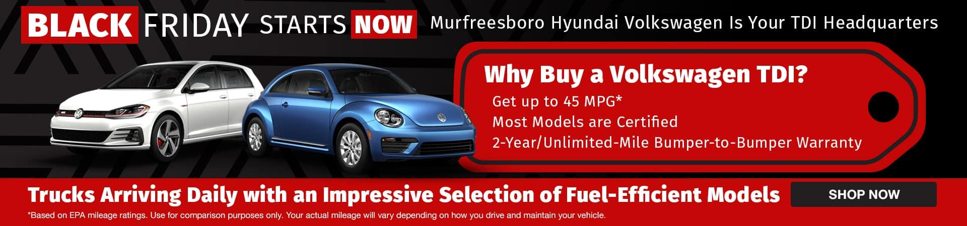 Used Volkswagen TDis for sale in Murfreesboro TN