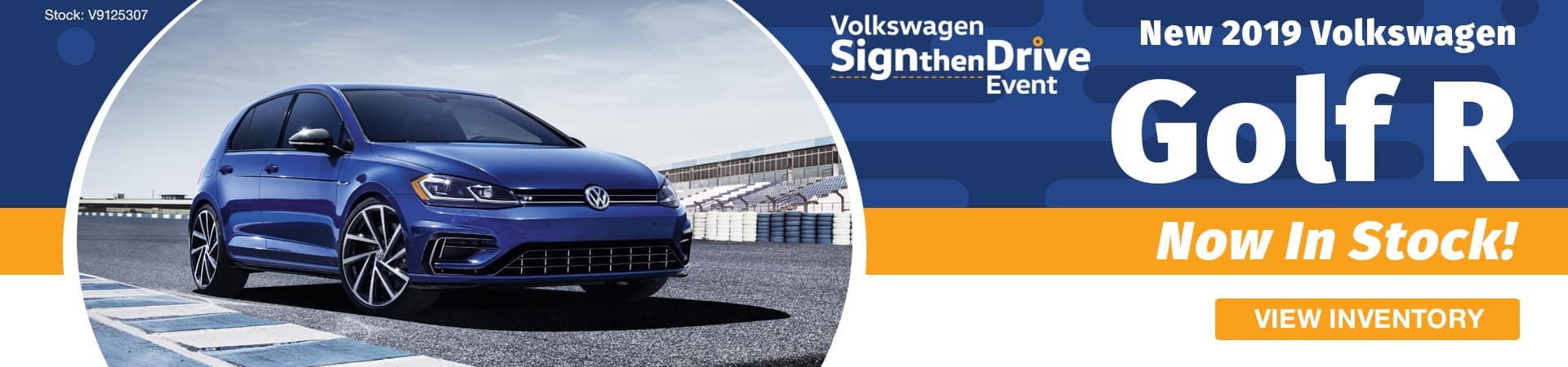 New 2019 Volkswagen Golf R models are now available in Murfreesboro TN