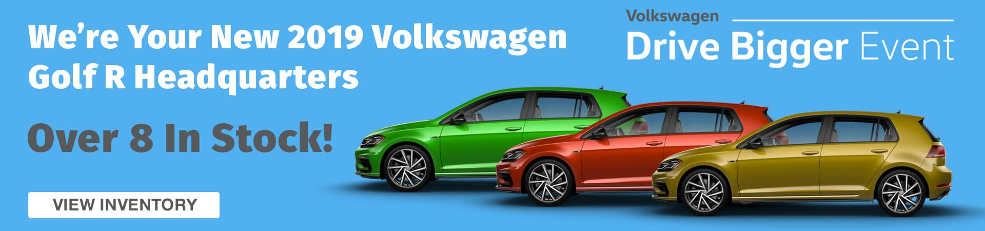 Check out the new 2019 Volkswagen Golf R in Murfreesboro TN