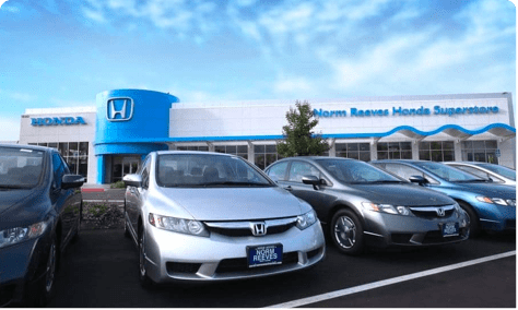 Norm Reeves Honda Superstore West Covina view