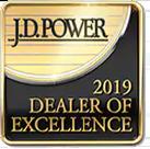J.D. Power Dealer of Excellence Award 2019
