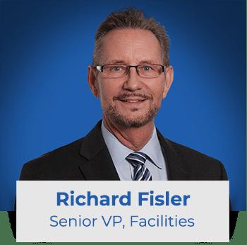 Richard Fisel: Senior VP Facilities