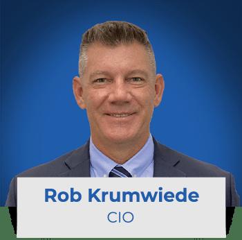 Rob Krumwiede: CIO