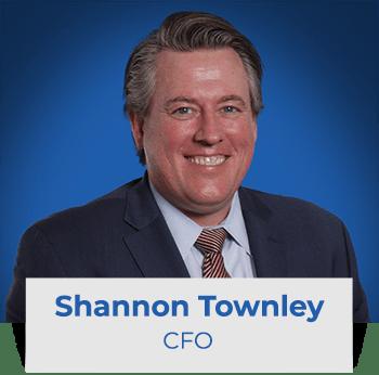 Shannnon Townley: CFO