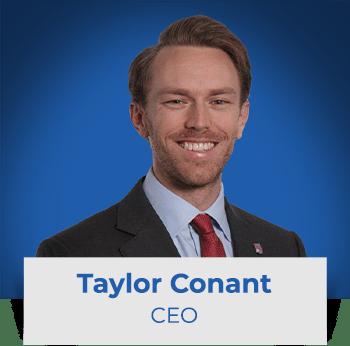 Taylor Conant: CEO