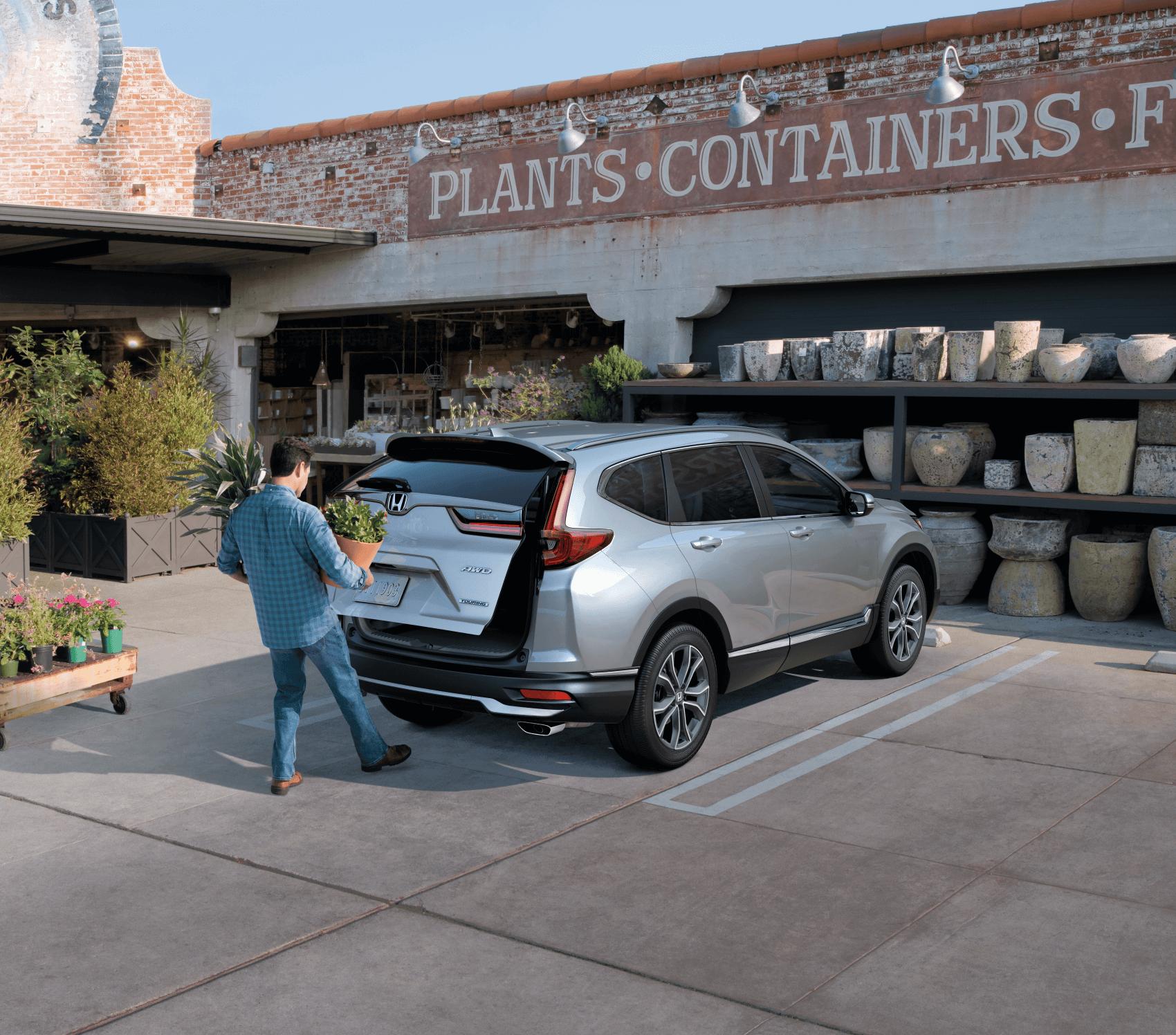 2020 Honda CR-V Silver Loading Plants Honda Dealer Torrance CA Norm Reeves Superstore
