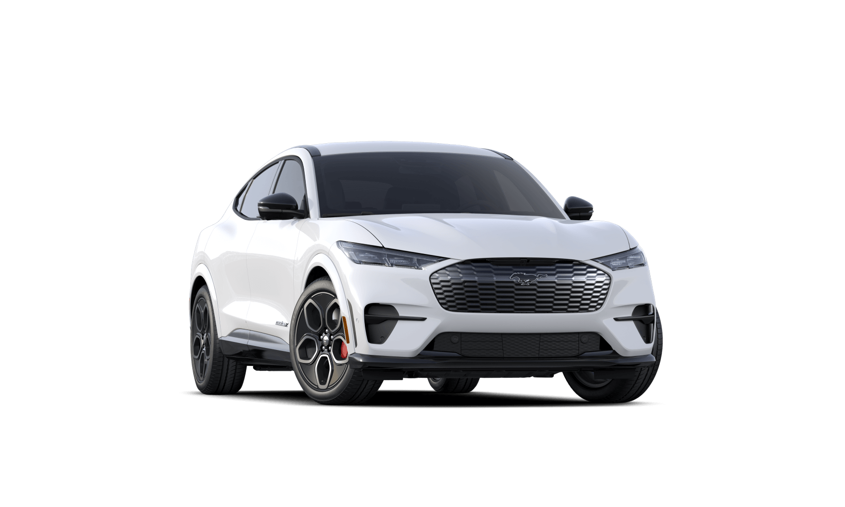 2021 Ford Mustang MACH-E Star White Norm Reeves Superstore