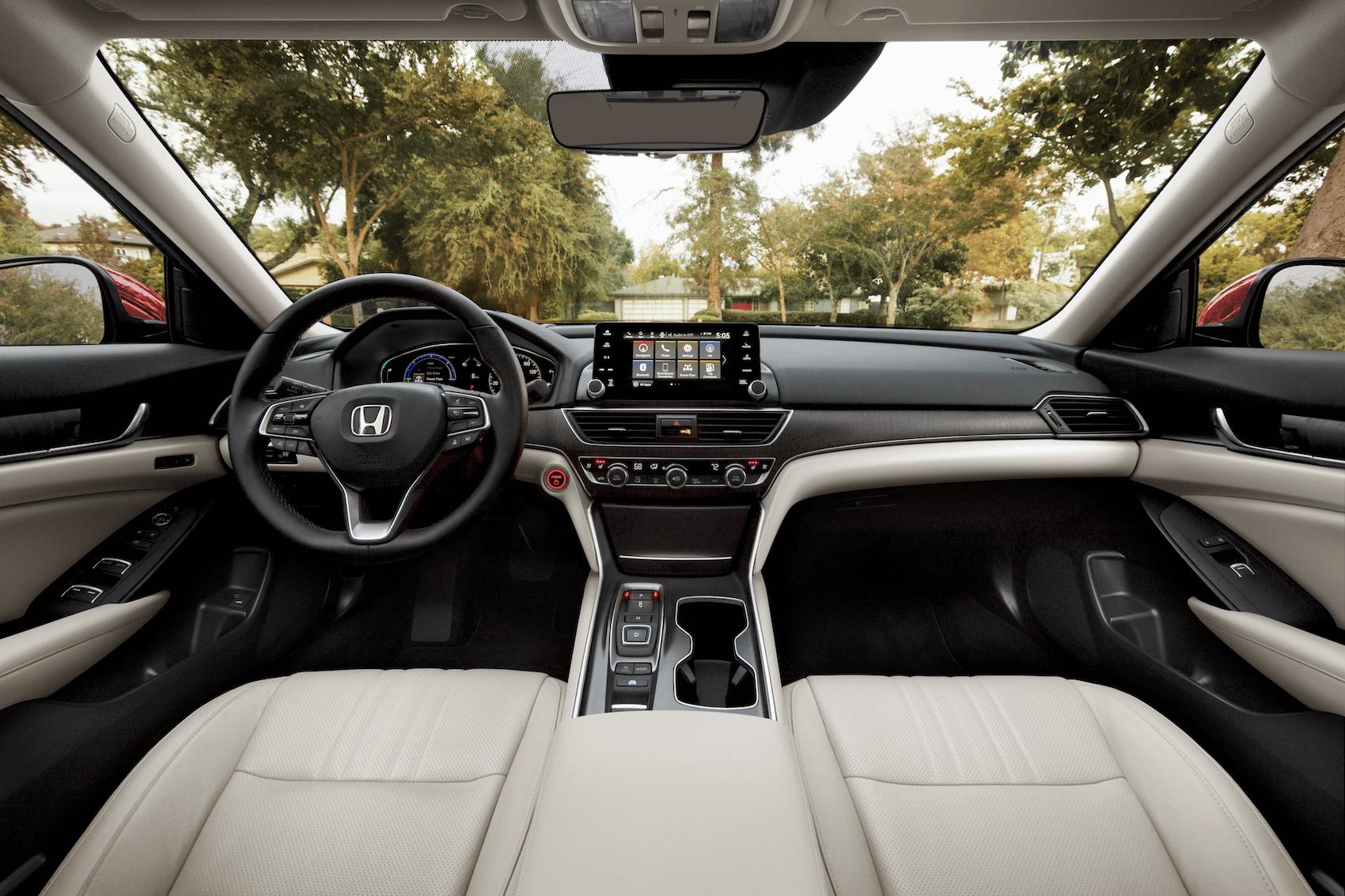 Honda Accord Hybrid Benefits