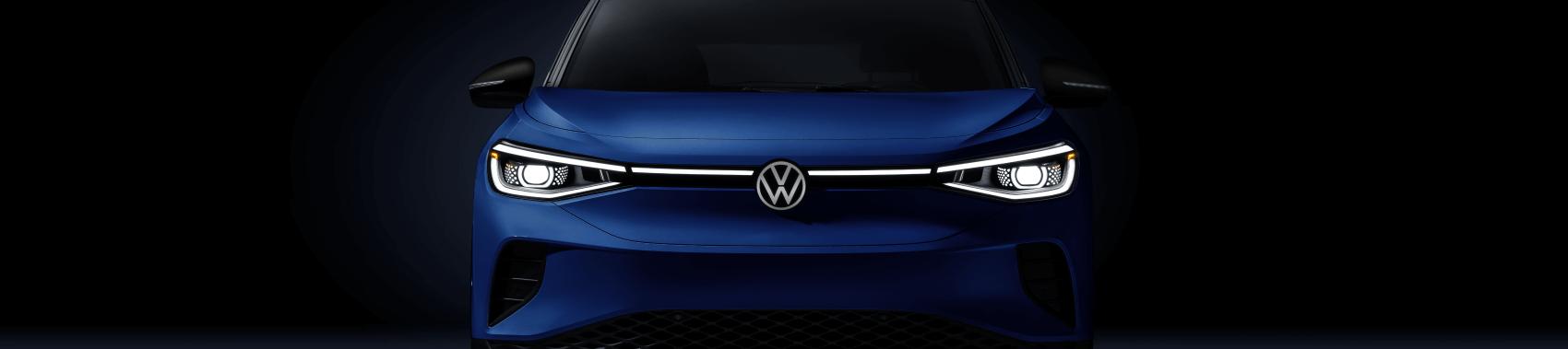 2021 Volkswagen ID.4 EV Blue Norm Reeves Superstore