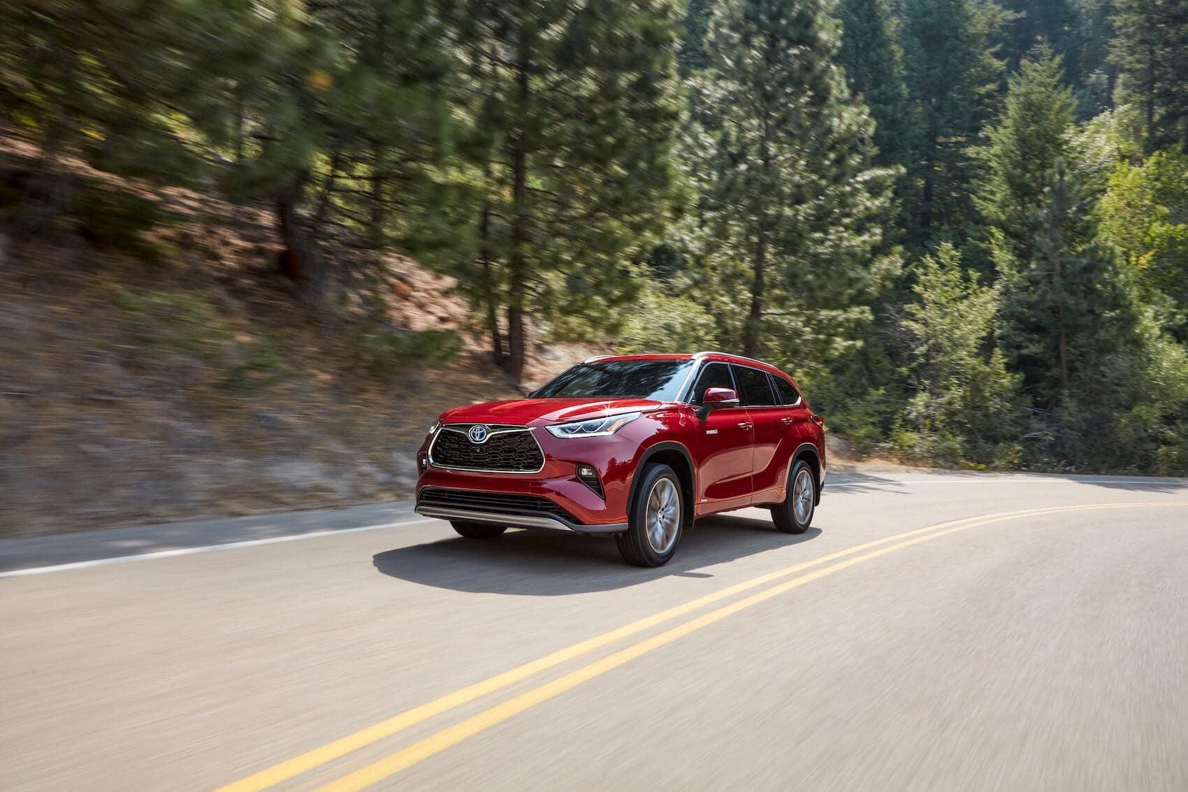 Toyota Hybrid Benefits