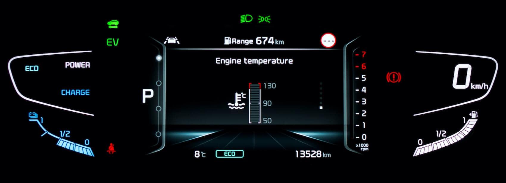Electric Car Mileage