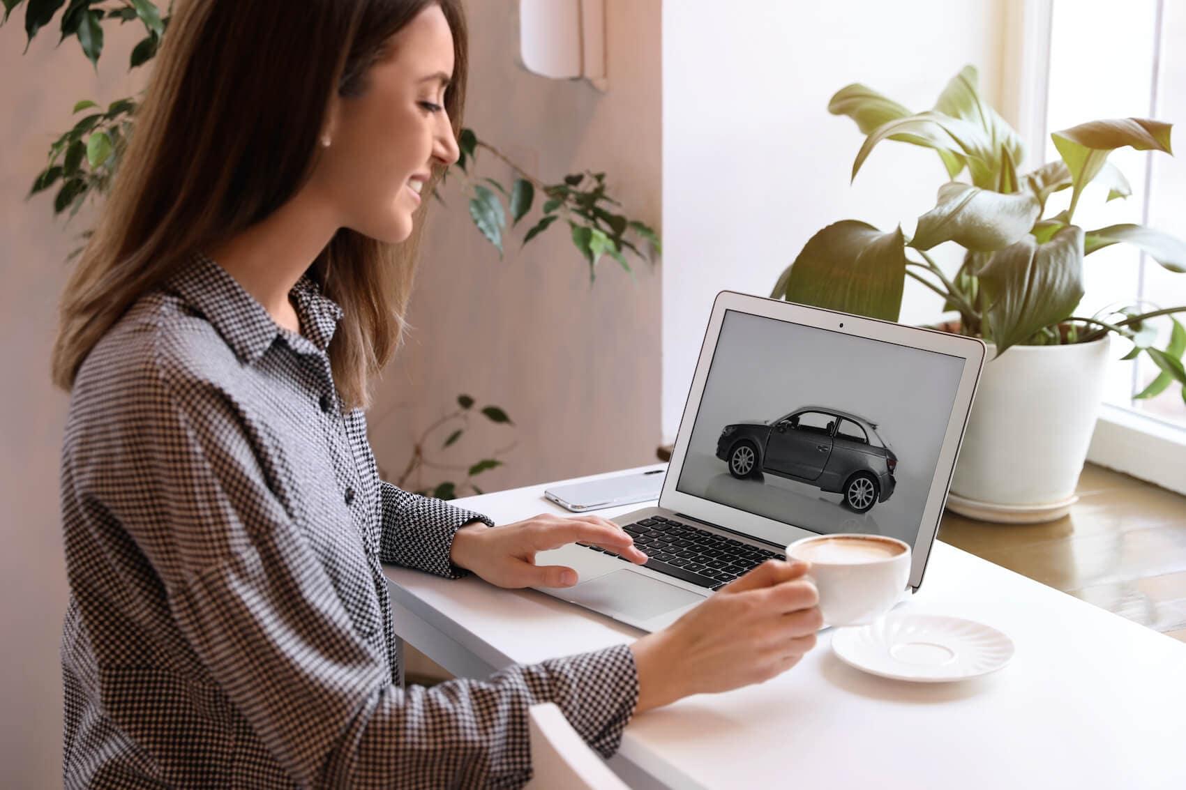 VW Online Inventory